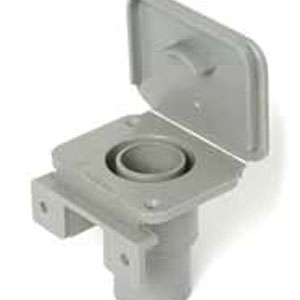 HOSE SOCKET/FLAP 28mm