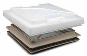 MPK ROOFLIGHT 280x280 WHITE