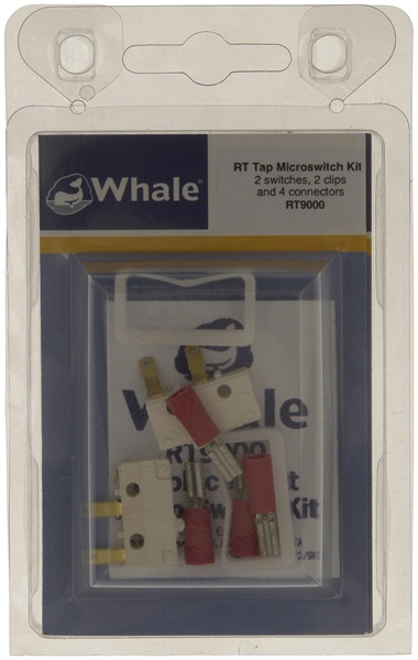 WHALE MICROSWITCH KIT